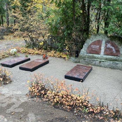 17. Kapu labiekārtošana, kapu sētiņa, kapu piemineklis, kapu apmale.