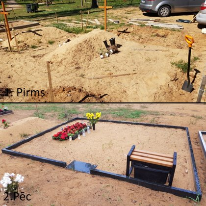 10. Pirms un pēc GRANITE.LV